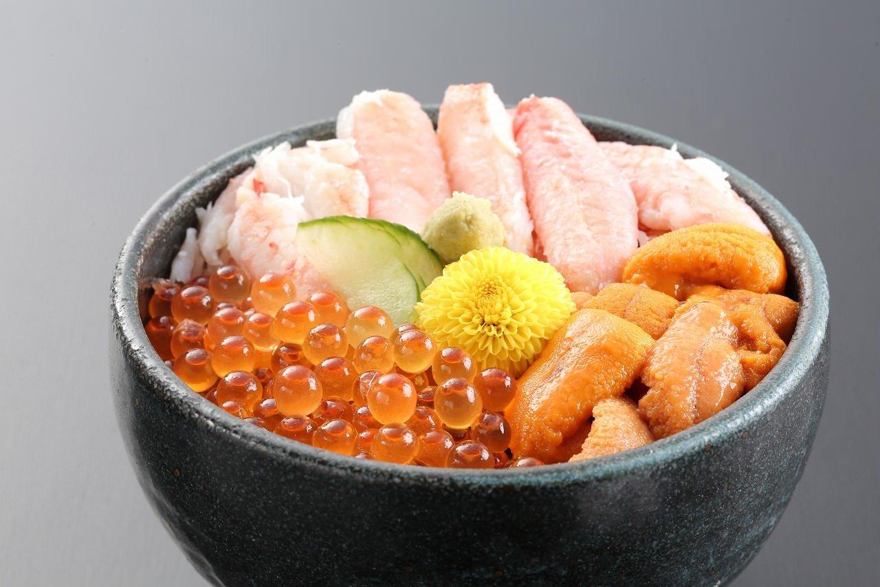 料理 海鮮丼